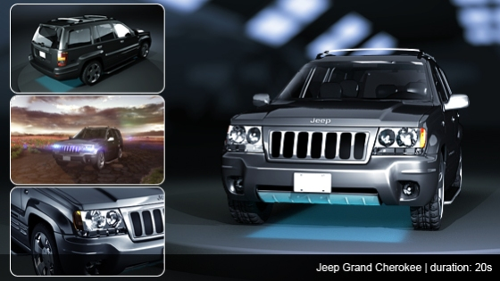 jeep cherokee copy